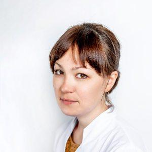 Хузина Эльмира Раисовна