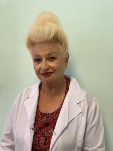 Чубко Татьяна Аркадьевна