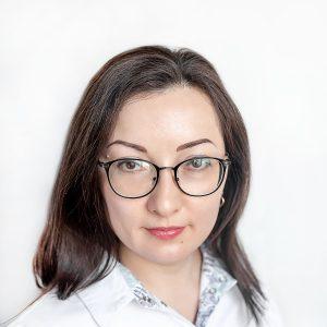 Шкурычева Яна Викторовна