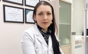 Булахтина Ирина Александровна врач УЗД