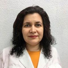 Семкова Надежда Александровна врач УЗД
